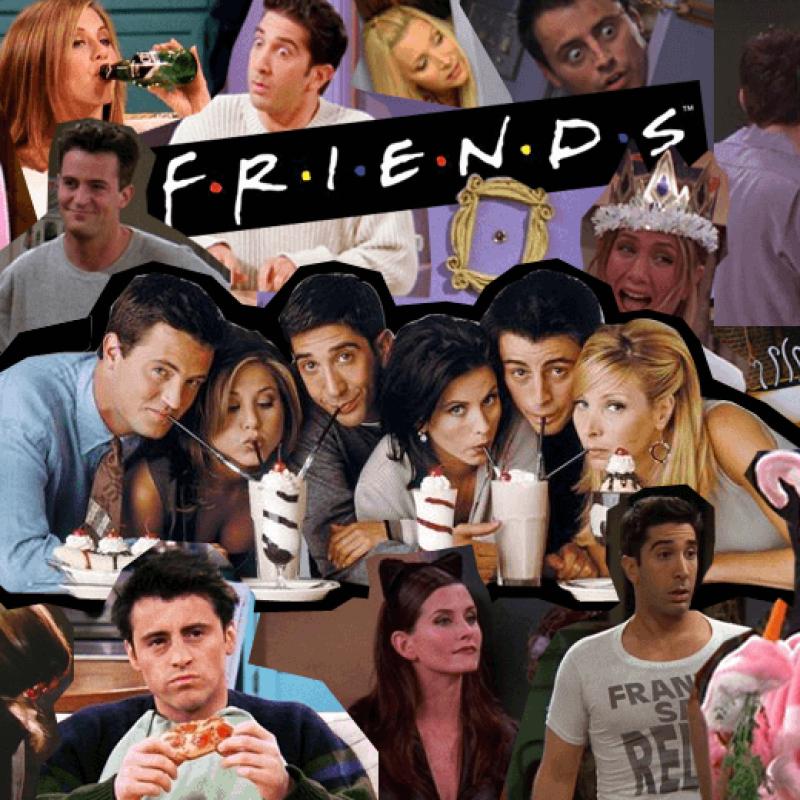 8 episódios marcantes de Friends...